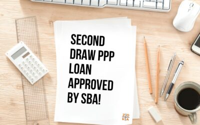 Second Draw PPP Loan Approved by SBA